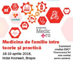 Conferința Medic.Ro Brașov 2018
